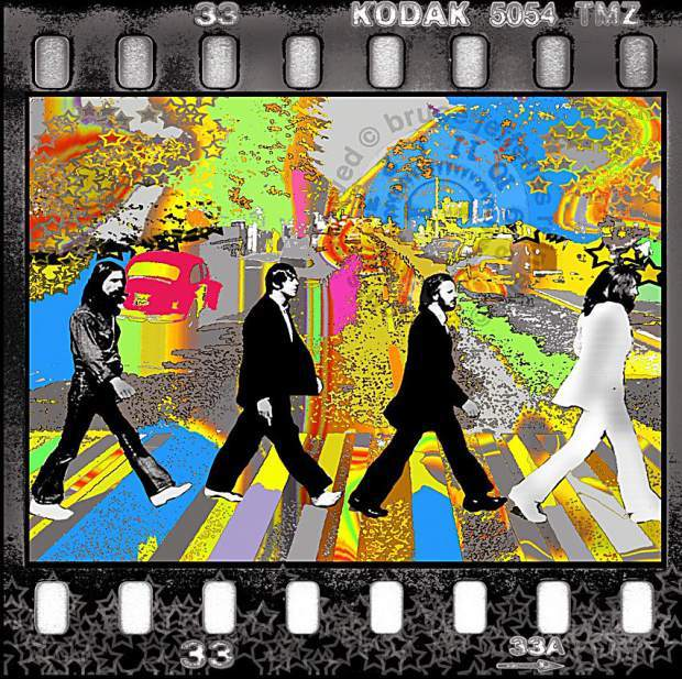 "Bruce Reinfeld, ""Abbey Road"""