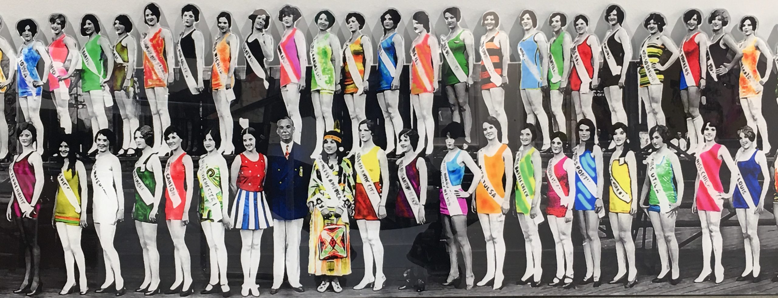 "Bruce Reinfeld, ""Beauty Pageant"""