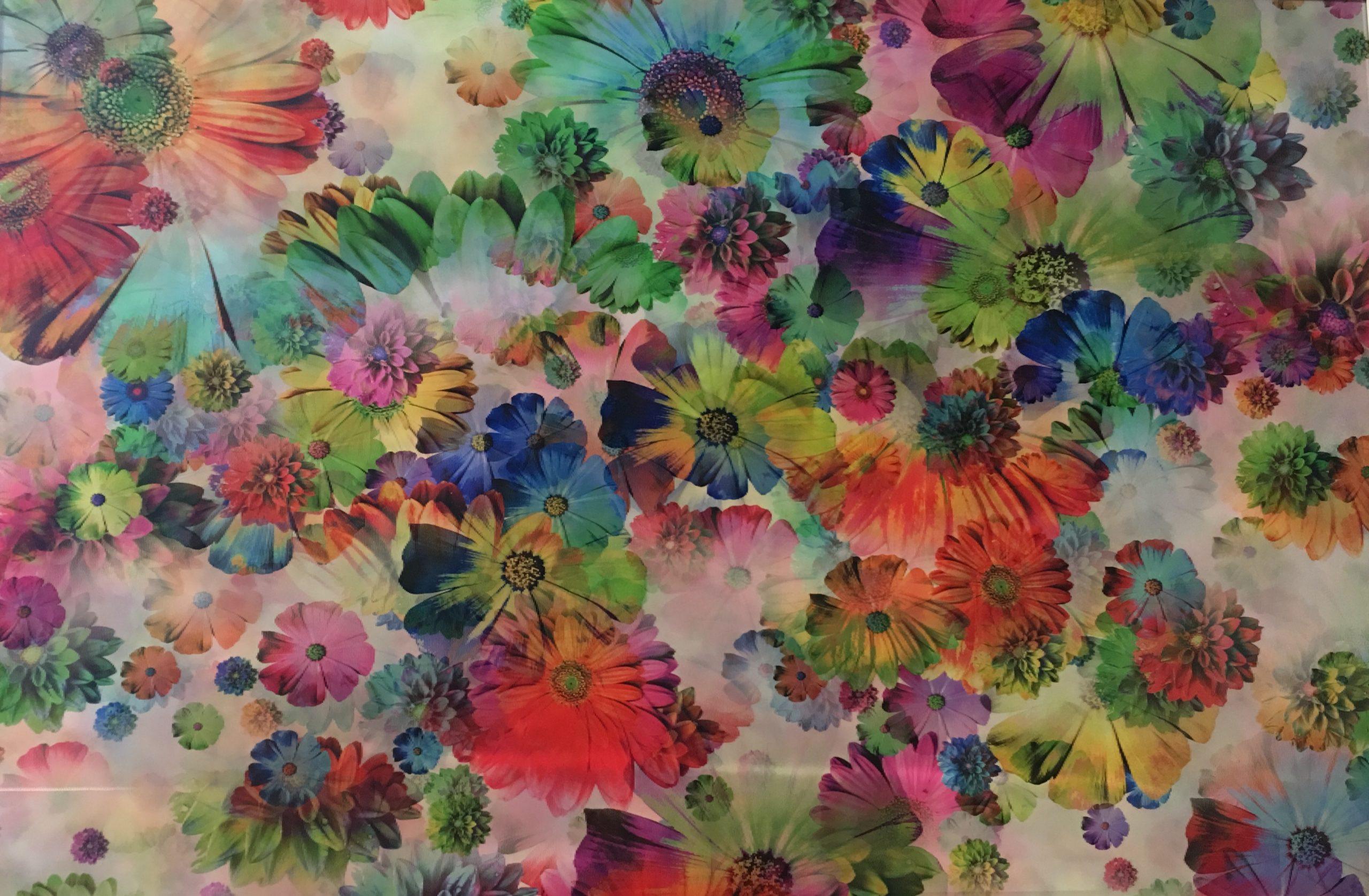 """Bruce Reinfeld, """"Flower Power"""""""