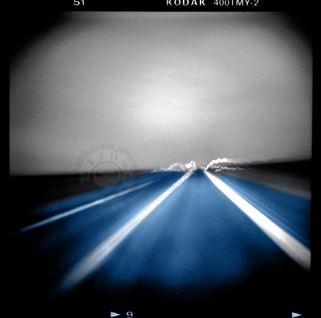 "Bruce Reinfeld, ""Night Road"""