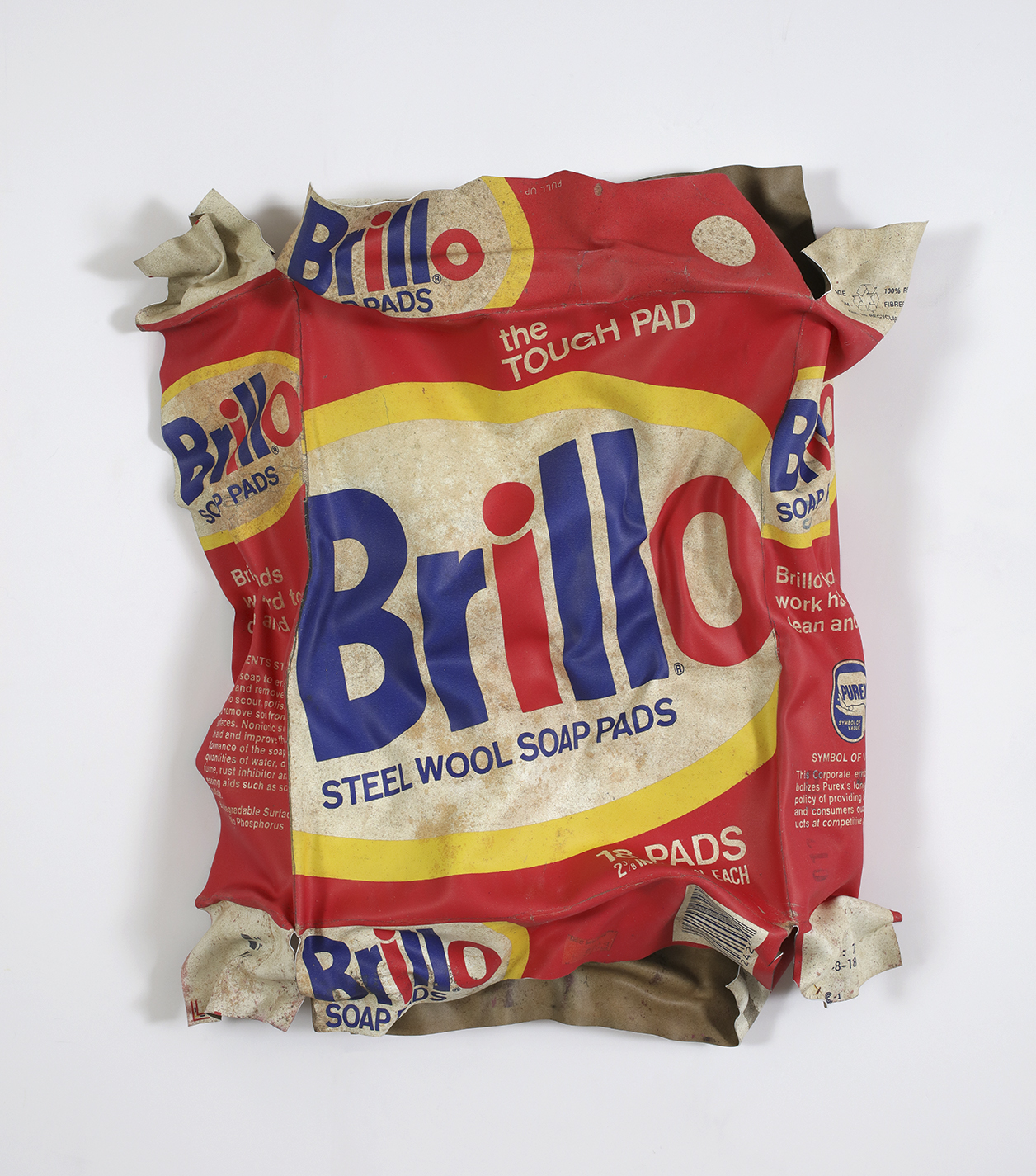 "Paul Rousso, ""Brillo the Tough Pad"""