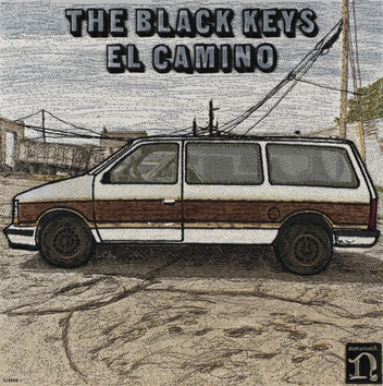 "Stephen Wilson, ""El Camino, The Black Keys"""