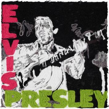 """Stephen Wilson, """"Elvis Presley"""""""