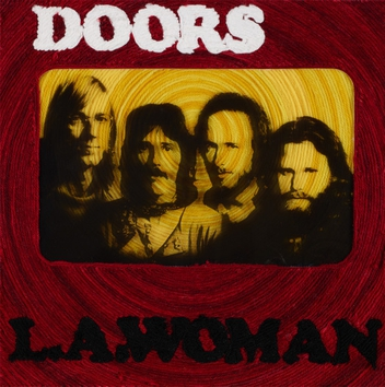 "Stephen Wilson, ""L.A. Woman, The Doors"""