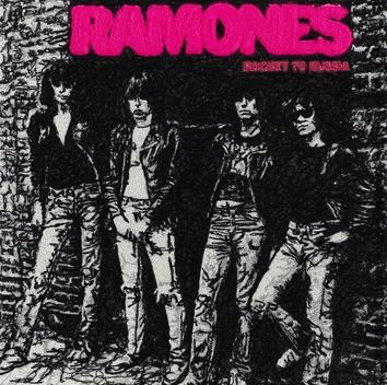 """Stephen Wilson, """"Rocket to Russia, Ramones"""""""