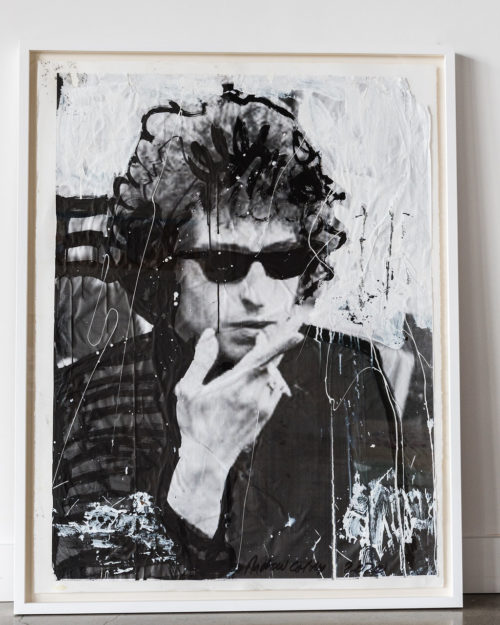 "Young Dylan | 40"" x 52"""