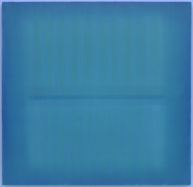 "Marc Ross, ""Blue Question #6"""