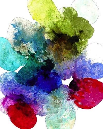 "Meredith Pardue, ""Flowerbomb II"""