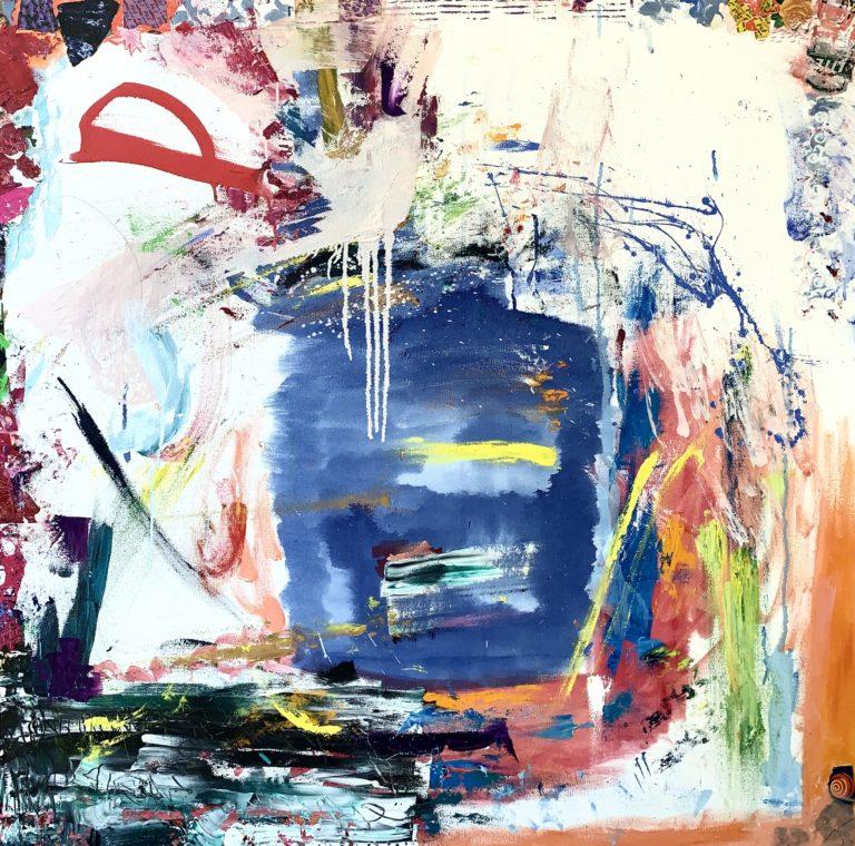 "Jenny Stadler, ""P is for Painting"""
