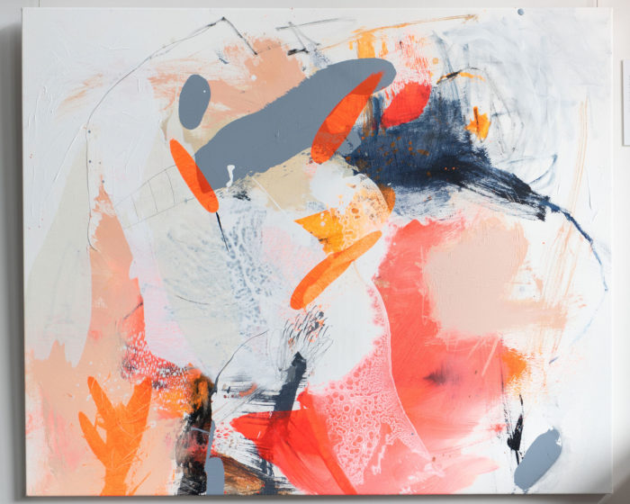 "Natasha Barnes, ""Tango in the Tropics"" (Diptych)"