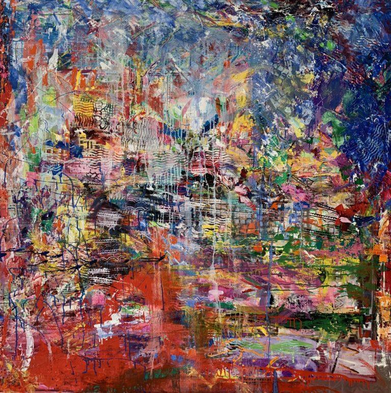 "Jenny Stadler, ""Waterways"""